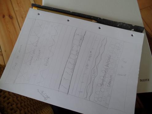 Pattern scribbles!