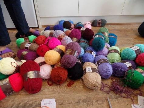 Ooooh, colours!