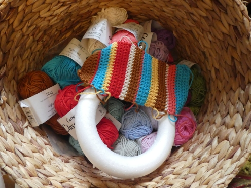 Basket of stash